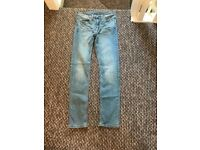 "NEW w/o tags Mens Levis Skinny Jeans 31""W 34""L"