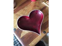 Love Heart Shaped Dish