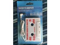 Cassette adapter for car £3