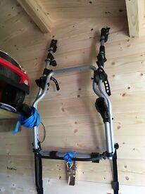 Thule clipon 9103 bike rack