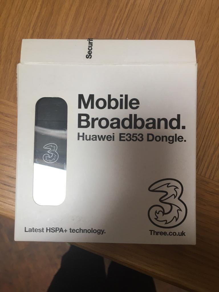 3 mobile broadband dongle | in Stirling | Gumtree