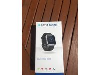 Pre Owned Fitbit Blaze - Size Small