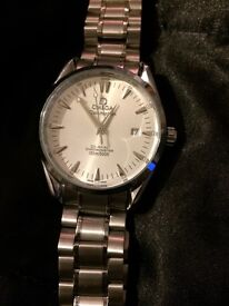 Swiss made omega seamaster professional