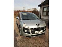 Peugeot, 3008, Hatchback, 2012, Automatic, 1560 (cc), 5 doors