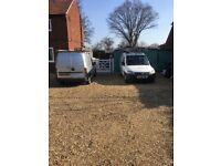 Two Vauxhall' combos for sale spares repairs pick up job