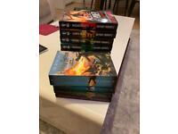 10 Alex Rider books set