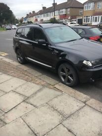 Bmw x3 Msport LPG fitted