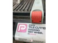 230v tile cutter diamond wet wheel