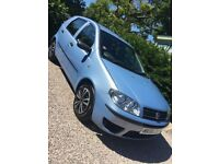 Fiat Punto Active, 2006, 5dr. Ideal first car! Cheap insurance! 10 Month MOT with NO advisories!
