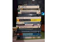 Health and social care/ social policy books