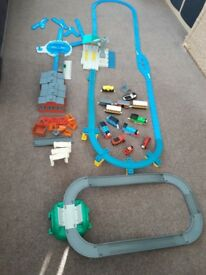 Thomas the Tank engine train track