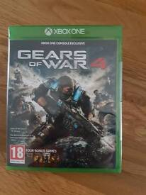 Gears of war 4 xbox one NEW