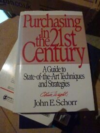 Purchasing in the 21st Century: A Guide to State-of-the-art Techniques and Strategies