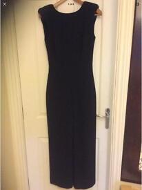 Black Catsuit By Aqua Size 10