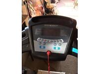 Treadmill and air swing stepper