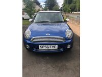 Mini One Nav - Amazing Condition and a bargain buy. Relocation forces sale. First to see will buy