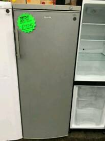 MATSUI UPRIGHT FROST FREE FREEZER IN SILVER