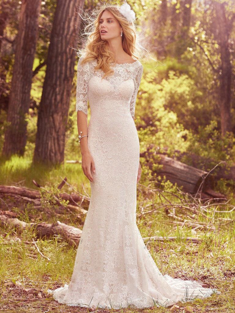 Maggie Sottero (Mckenzie) - Genuine and Brand New (Unused) Wedding ...