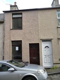 2 bedroom house for rent in Bangor fully furnished, close to the colleges ideal for students