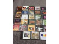 28 mood /relax various cds