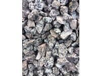 Granite stones/chips