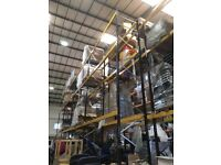 Warehouse Racking for sale as we are moving premises, can be sold as one or in parts