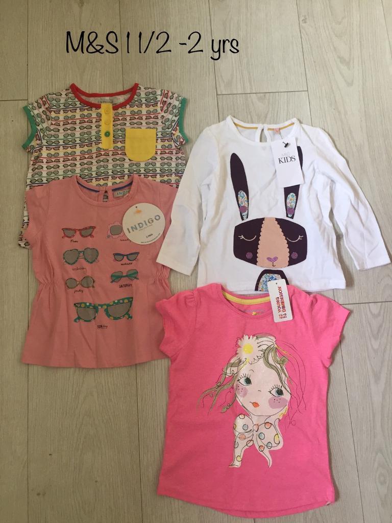 M&S t-shirts