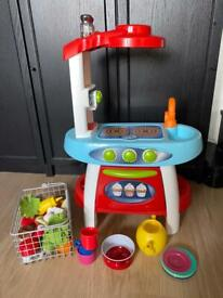 Kids toddlers small kitchen