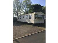 8 Berth caravan to rent Wemyss Bay