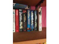 Huge bundle of books mixed authors - 24 books