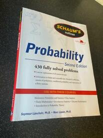 Book: Probability
