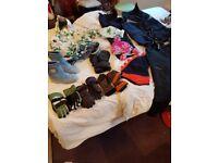 Assorted children's winter/ski gear - ideal for Easter ski break or next winter!