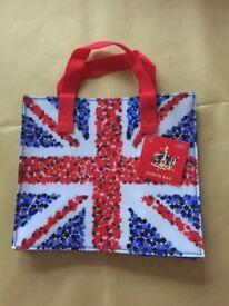 M&S Brand New Small Union Jack Bag