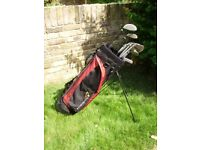 Set Of Right Handed Golf Clubs. . . Ideal for a beginner .