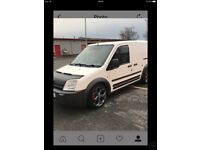 Ford Transit connect 05 plate immaculate condition