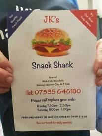 Jks snack shack