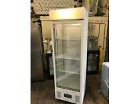 Polar display fridge 368ltr