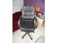 quality office chair good condition