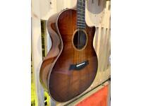 2016 Taylor K24ce Koa Electro Acoustic Guitar