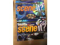 Scene it DVD board games