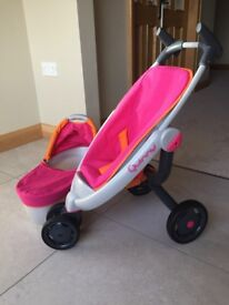 Toy Quinny pram/pushchair