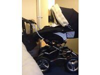 Baby pram used just 2 months