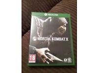 Mortal Combat X on Xbox one