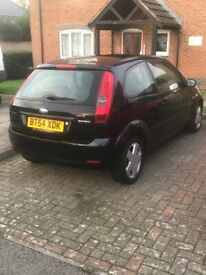 Ford, FIESTA, Hatchback, 2004, Manual, 1388 (cc), 3 doors