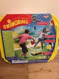 Brand new unopened Mookie original all surface Swingball.