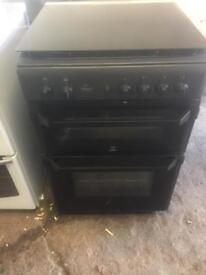 Gas cooker indesit 60 cm