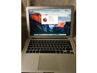 Apple MacBook Air 4gb i5 256gb hdd