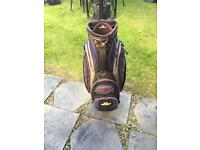 Trolley golf bag