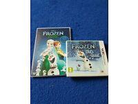 Nintendo 3ds game frozen