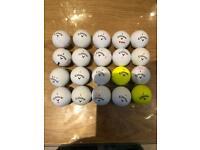 20 x Calloway Golf Balls